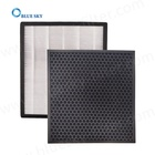 True HEPA+ Small Molecule Filter+Cold Catalyst+Activated Carbon filter Fits for Hathaspace HSP001 Smart True HEPA Air Purifier
