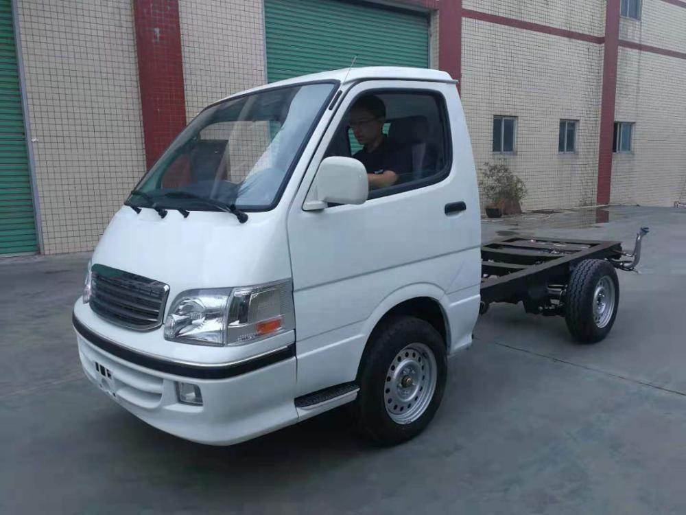dfsk mini pickup dongfeng camion 4x4 truck electric cargo truck eec prices