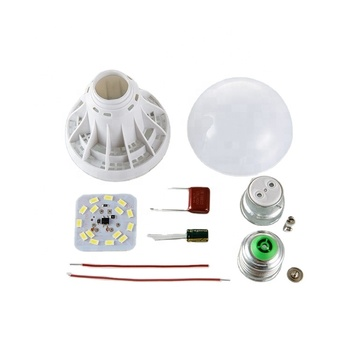 Soft light Energy saving LED home light 30W led bulb raw material parts