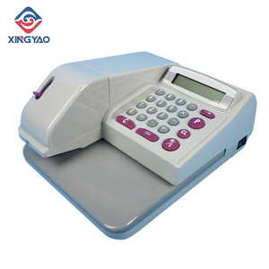 14 Digits LCD Display Cheque printer Check Writer protect check High Printing Speed Easy Operation Check Printer