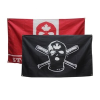 Custom Sports Golf Screen Printed Custom Flag For Sale