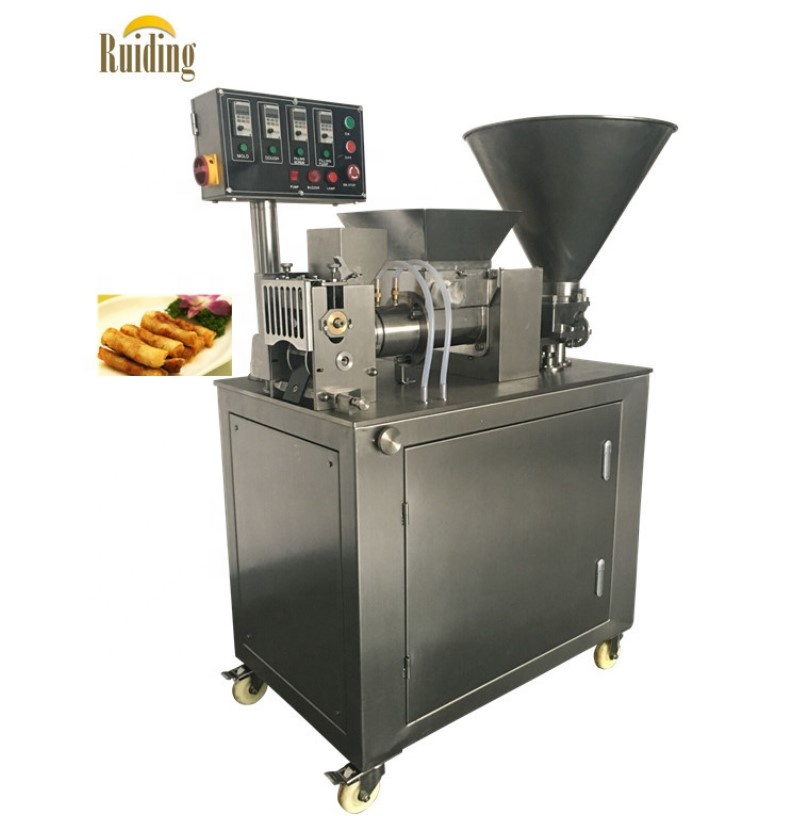Inde L'europe automatique boulette raviolis samosa emballage faisant la machine