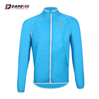 OEM High quality soft light weight bike jacket riding water resistant cycling clothing for men women windproof cycling jacket