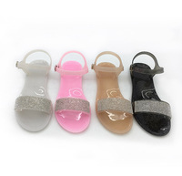 women Sandals Custom Slippers ladies Footwear Sandals shoes with glitter