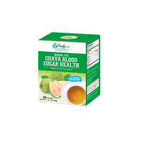 Healthy Blood Sugar Lower Guava Leaf Tea