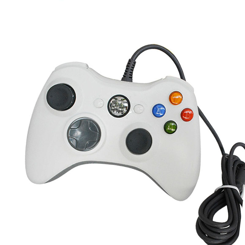 Popular Products 2020 China Supplier Wholesale Price For Xbox 360 Controller Wired Buy Wholesale Price For Xbox 360 Controller Gamepad For Xbox 360 Wired Game Controller Wired Gamepad For Xbox 360 Game Controller