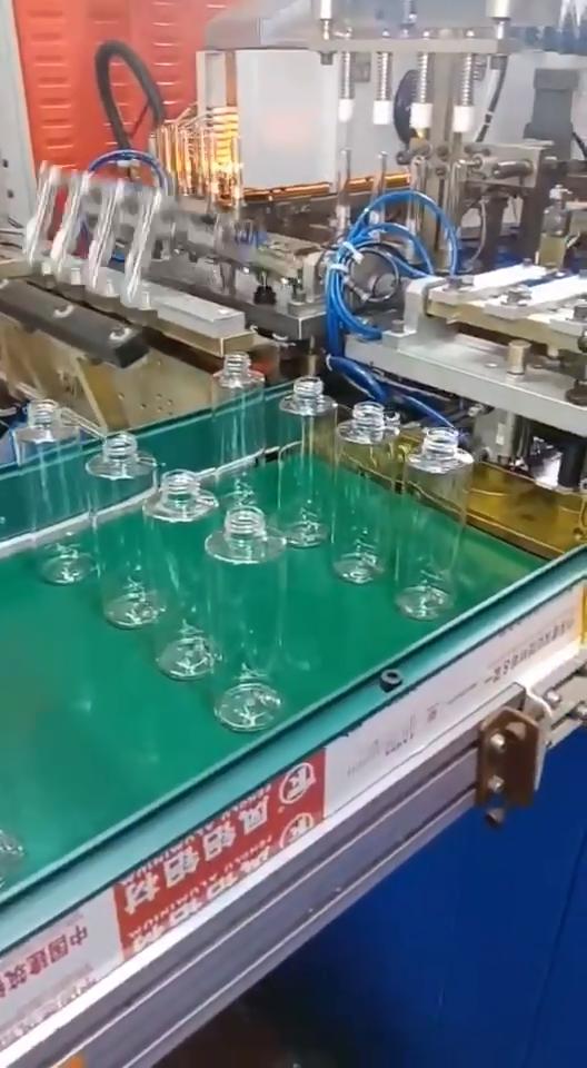 فارغة 300 مللي 400 مللي 500 مللي أمبير الأخضر واضحة زجاجات من البلاستيك PET بالنسبة شامبو وبلسم