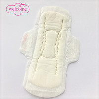 Hygiene napkin sanitary towel for women raw materials for sanitary napkins high quality sanitary pads