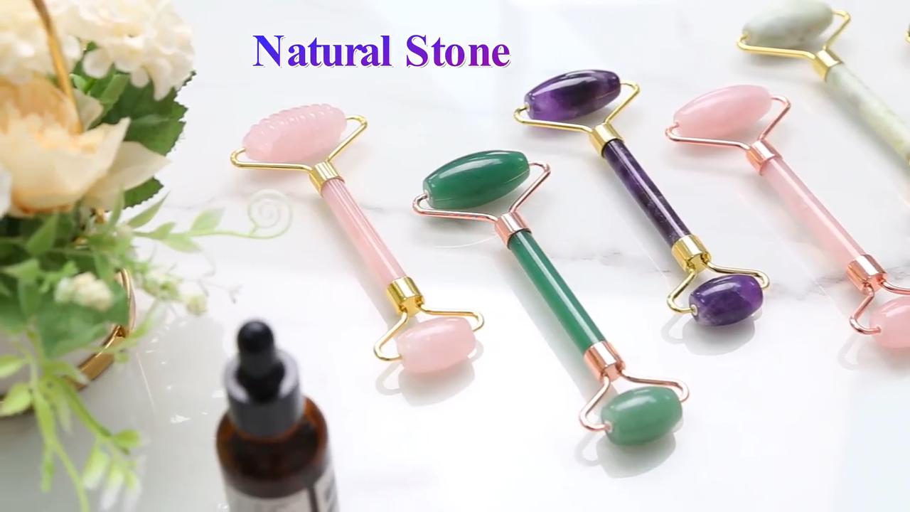 Jade Vibration Energy Beauty Bar Massager 3 in 1 beauty bar jade
