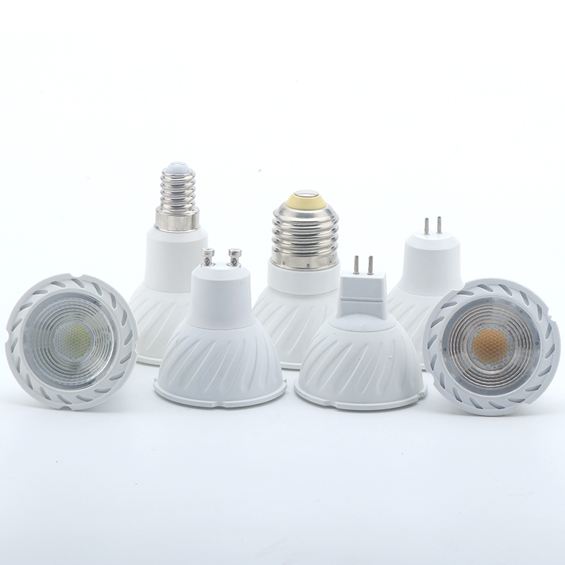 Mini gu10 led spot licht 35mm livarno lux pefect met sharp cob mr20 led gu10