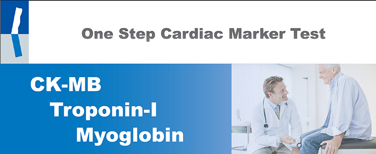 Cardiac Marker Troponin I Rapid Test CTNI Diagnostic Test Strip With CE Approved