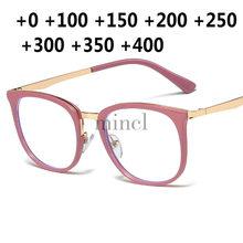 TR90 очки для чтения для мужчин и женщин унисекс квадратные негабаритные прозрачные очки диоптрий 2020 Мода ретро дизайн градусов 1 1,5 2 2,5 NX(Китай)