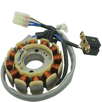Motorcycle spare parts and accessories 12coil 125CC BAJAJ DISCOVER 125T DISCOVER125T rotor estator magneto Coil stator
