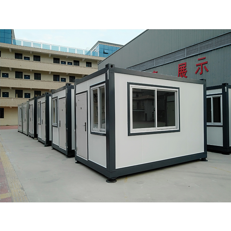comfortable 20 Feet Modular prefabricated prefab housing container
