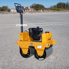 Machinery Warranty Roller Hand Vibratory Hand Vibratory Dual Smooth Drum Road Roller