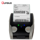 Handheld portable label printers IOS Android phone mobile barcode thermal printer for shipping and packaging labels