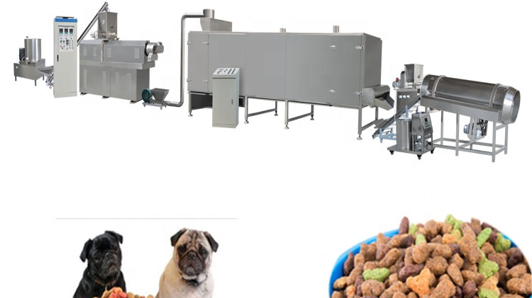 Automated Multifunctional Floating Fish Food Making Machine Line Equipment Plant