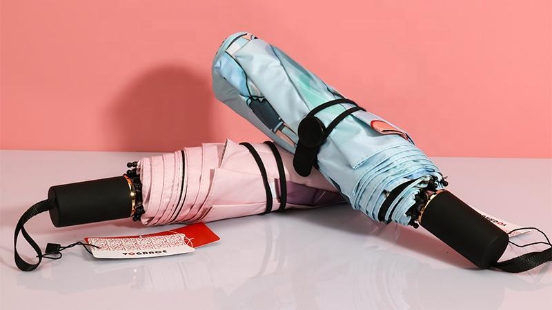 Fabricante de costume VOGRACE guarda-chuva Automático guarda-chuva à prova de vento atacado