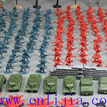miniature toy plastic figurines