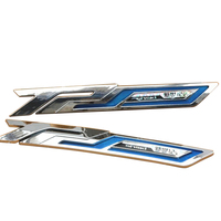 Factory Manufacture Various Edition Car Emblems abs chrome nameplate