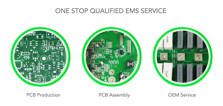 PCB Assembly House With Outsourcing Services