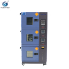 3 layer climate chamber zones temperature humidity test industry equipment