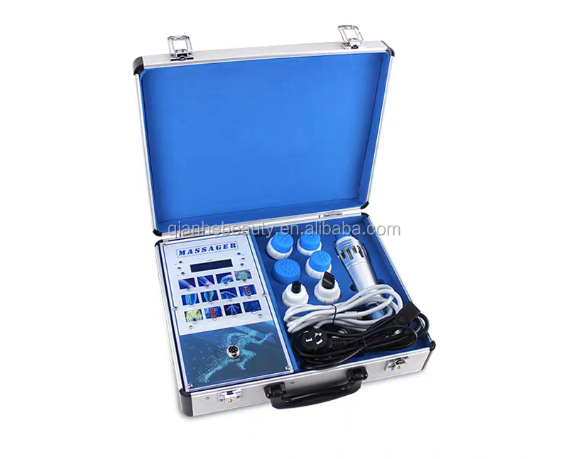 Top Selling muscle massage mini shockwave focused shock wave therapy machine hot sale