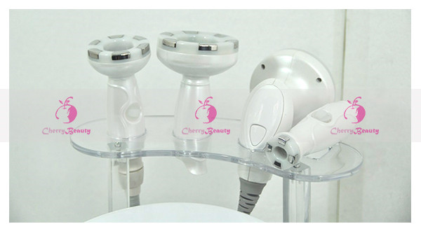 Portable Rf Vacuum Cavitation Weight Loss Body Slimming Machine With Ce Certification