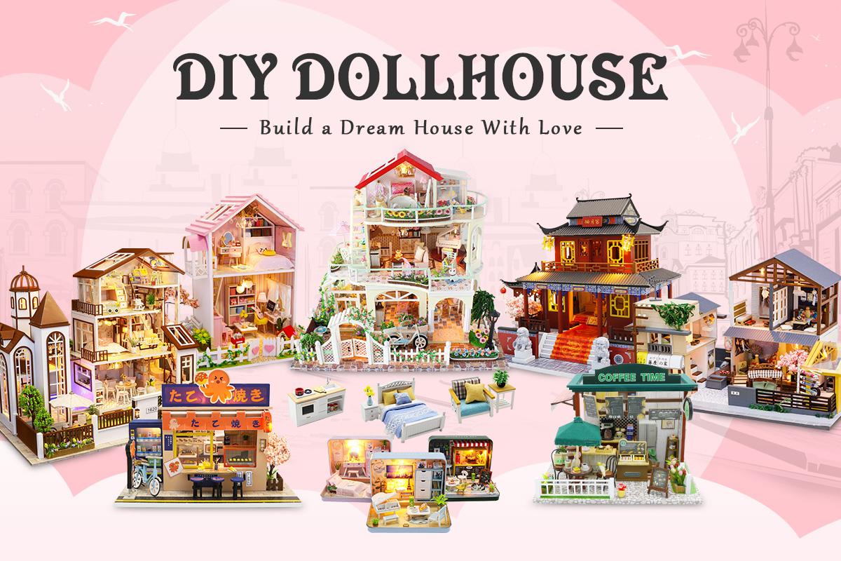 Miniature Crystal Ball Mini Alter Dollhouse