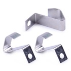 High Quality Custom Sheet Metal Clips Metal Steel Tension Springs Clip