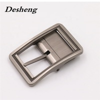 Durable Custom Name Reversible Blank Belt Buckle With Clip