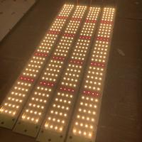Samsung quantum led board lm301b 3000k/3500k/4000k top bin with epistar 660nm kingbrite led strip grow light