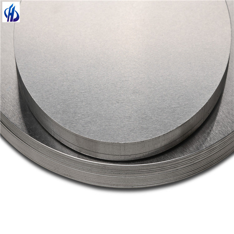 China's leading 3003 8011 1050 1100 1060 aluminum circle manufacturer made of high quality raw materials