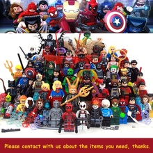 HEIßER VERKAUF! Marvel DCSuper Hero Deadpool Loki Thor Captain America <span class=keywords><strong>mini</strong></span> action-<span class=keywords><strong>figuren</strong></span> Bausteine ziegel Modell legoingly