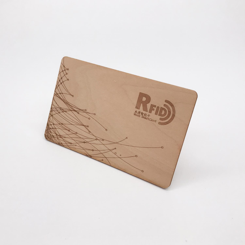 Ad Hohe Qualität Holz Karte