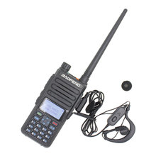 Krachtige Walkie Talkie <span class=keywords><strong>Baofeng</strong></span> BF-H6 Dual Band Twee Manier Radio Ptt Radio Draagbare Transceiver