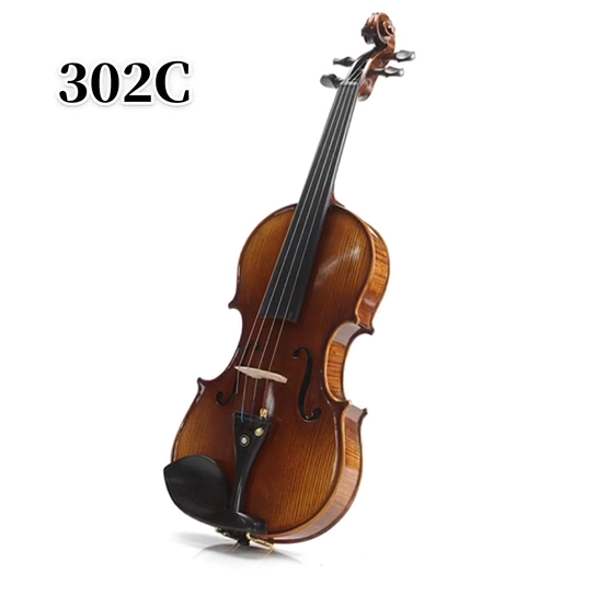 High Quality Professional Handmade Violin(302C)
