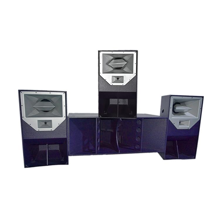 Einzel 15 zoll Professinal Horn Last vollständige palette sound system lautsprecher