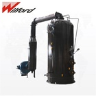 DZL coal-fired coal fired hot water tube boiler