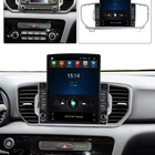 Screen Car 1024*768 Capacitive Touch Ips Screen Android Car Stereo MEKEDE Tesla Android IPS 2.5D Screen DSP Car Video For KIA Sportage 4 2016 2017 2018 2019 KX5 2 32GB 4G LTE GPS BT Stereo