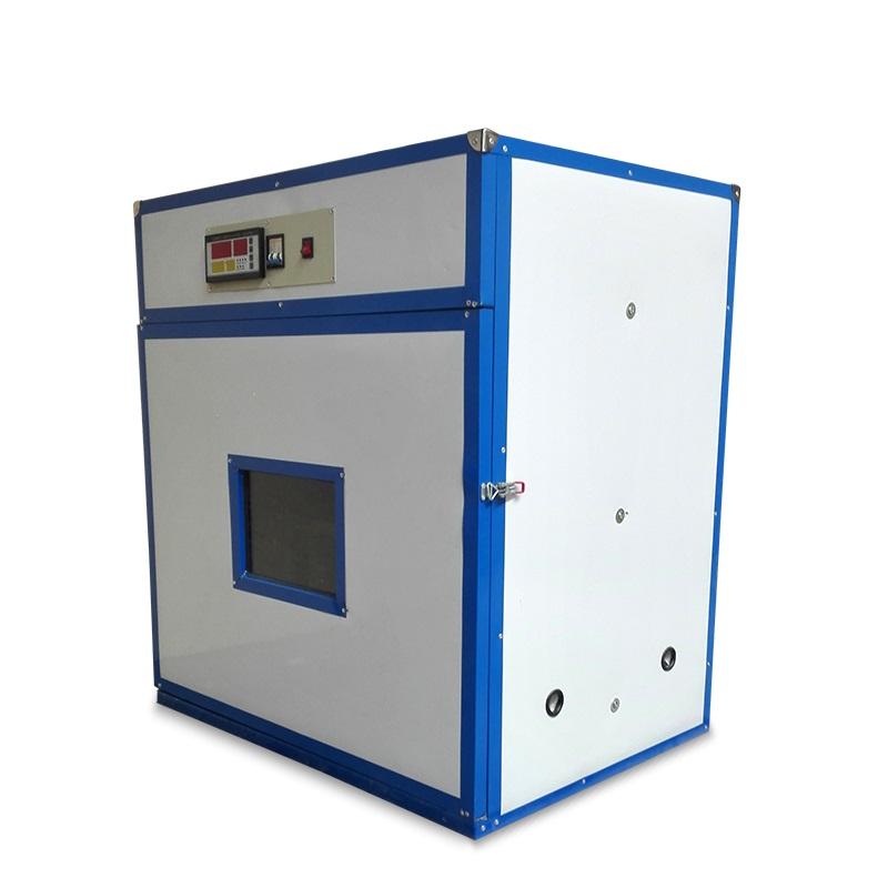 Full automatic 1000 large chicken incubator hatching eggs solar energy egg incubator YZITE-10