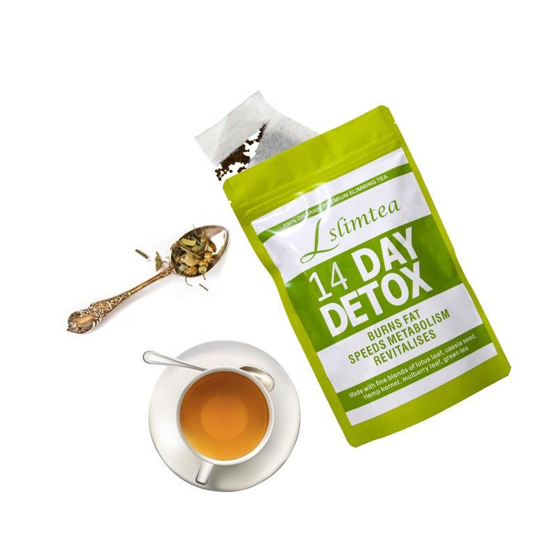 ChinaHerbs 14 days chinese weight loss tea fast organic slimming tea - 4uTea | 4uTea.com