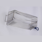 Stainless steel mesh fat fryer basket french fries baskets