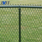 China suppliers wholesale lowest menards green pvc 9 gauge used chain link fence prices