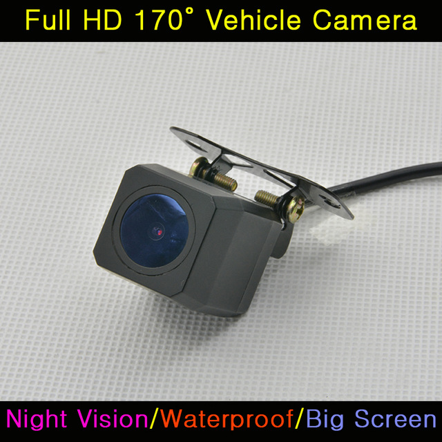 Multifunctional Stereo Wireless optional Car Reverse Camera With High Quality