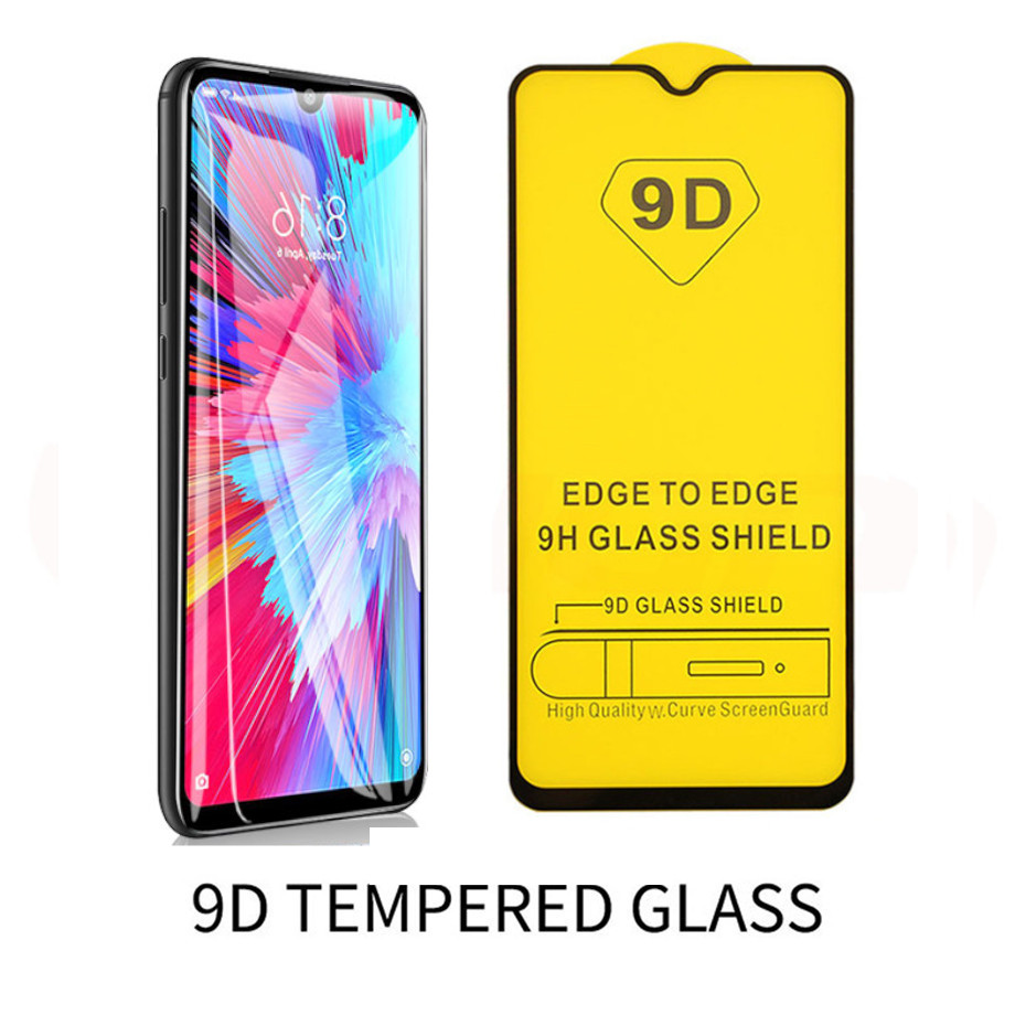 9D Full Glue Tempered Glass For iPhone 11 Pro Max 6.5 11 Pro 5.8 11 6.1 Screen Protector