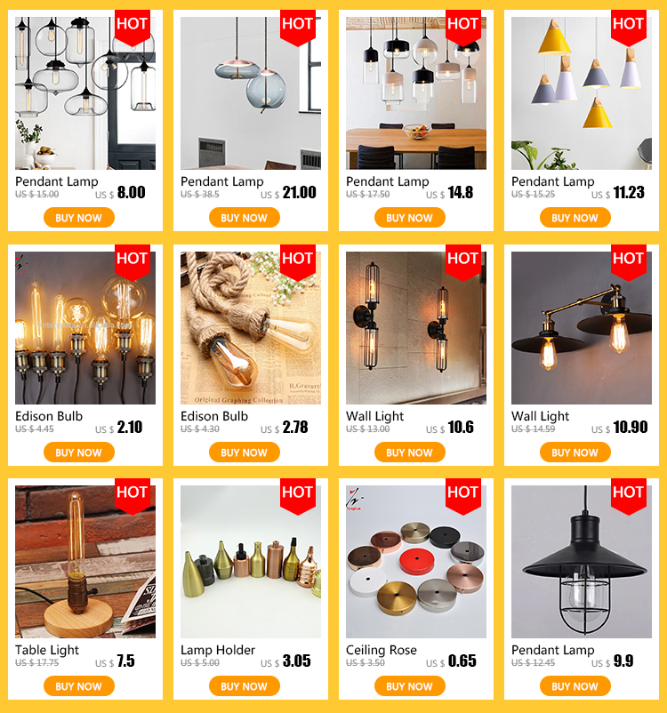 Restoran LED Pendant Bentuk Pencahayaan Lampu Gantung Modern Lampu Liontin