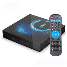 Set Top Box Allwinner T95 H616 Mali-G31 <span class=keywords><strong>Android</strong></span> 10.0 Ultra HD Media Player <span class=keywords><strong>de</strong></span> Vídeo 1080P Smart <span class=keywords><strong>TV</strong></span> 4k <span class=keywords><strong>caixa</strong></span> <span class=keywords><strong>de</strong></span> <span class=keywords><strong>TV</strong></span> <span class=keywords><strong>Android</strong></span> T95 <span class=keywords><strong>Caixa</strong></span> <span class=keywords><strong>de</strong></span> <span class=keywords><strong>TV</strong></span>