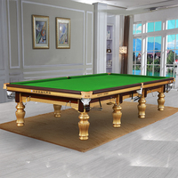 High quality snooker & billiard tables