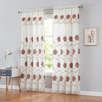 check MRP of double rod curtains for living room